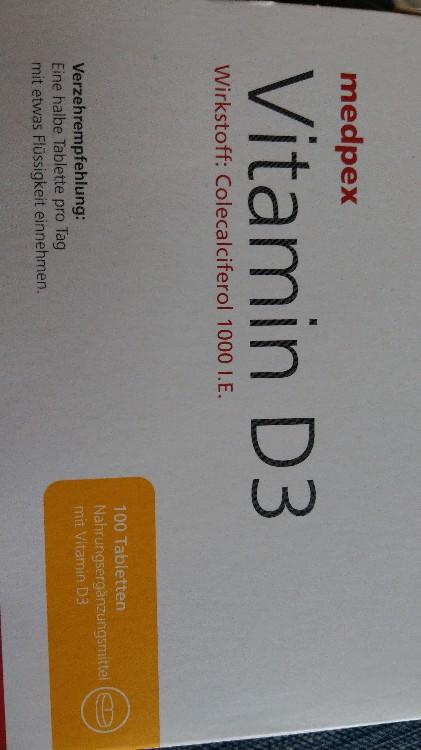 Vitamin D3 von Mobbele | Hochgeladen von: Mobbele