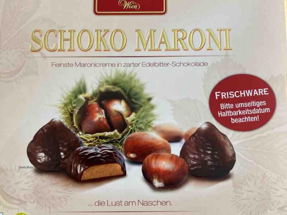 Heindl Schoko Maroni von sternm | Hochgeladen von: sternm