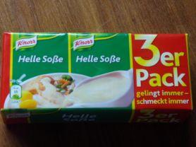 Knorr Helle Soße | Hochgeladen von: Jette1893