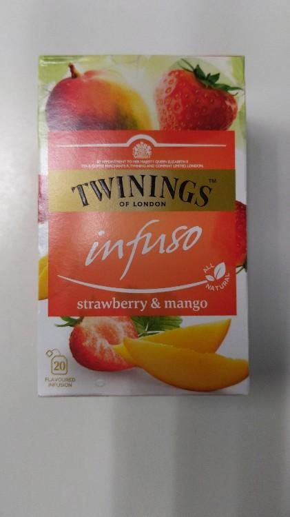 Twinings Mango & Strawberry von stfmueller | Hochgeladen von: stfmueller