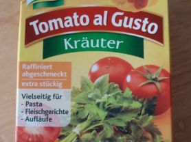 Tomato Al Gusto Mit Kräutern