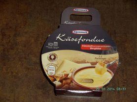 Alpenmark Käsefondue klassisch, klassisch mit österreichisch   Hochgeladen von: PeggySue2509