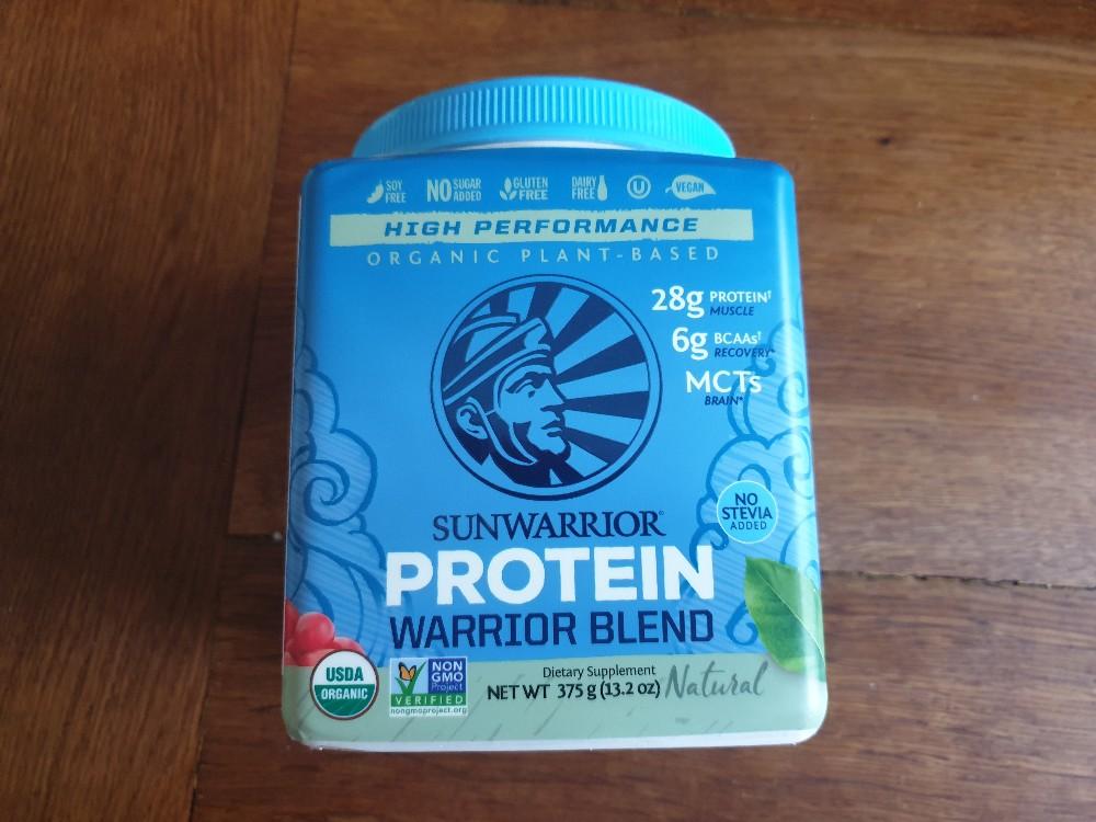 Warrior Blend Raw Vegan Protein, Natural von skf | Hochgeladen von: skf