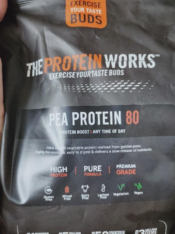 Erbsen Protein Shake Schoko von mauri0dorl   Hochgeladen von: mauri0dorl
