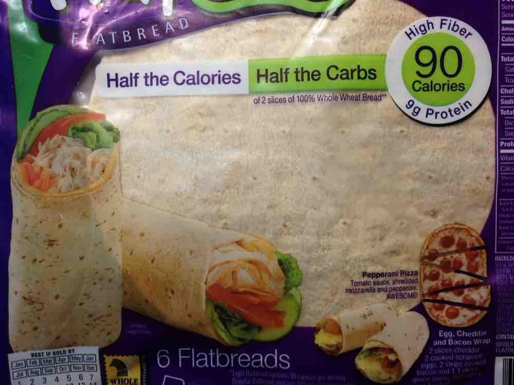 Flatout Bread, Light Italien Herb von AlexFlynn   Hochgeladen von: AlexFlynn