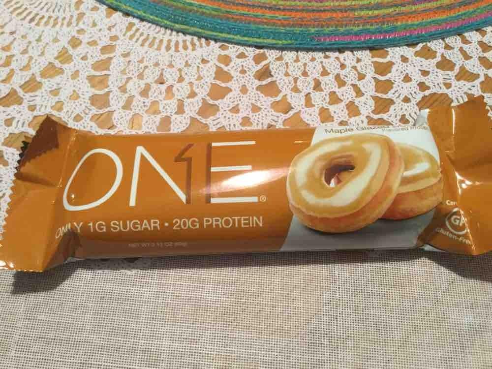 ONE Bar: Maple glazed doughnut von inquisitor77 | Hochgeladen von: inquisitor77