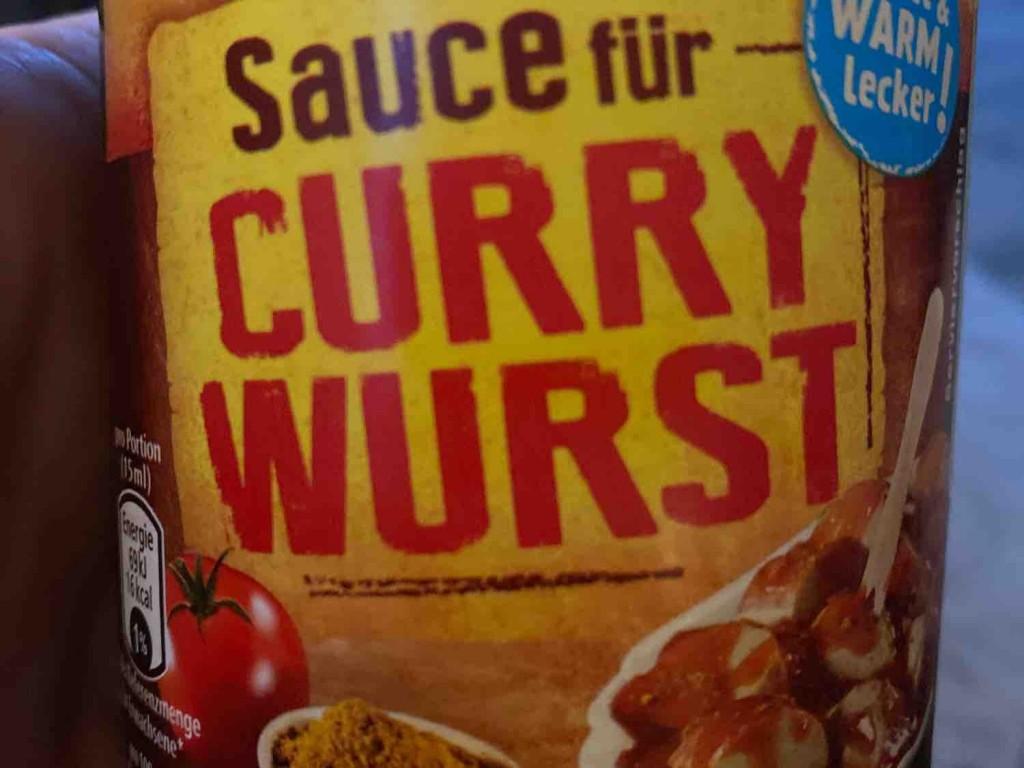 Sauce für Currywurst von mrtmnn77   Hochgeladen von: mrtmnn77