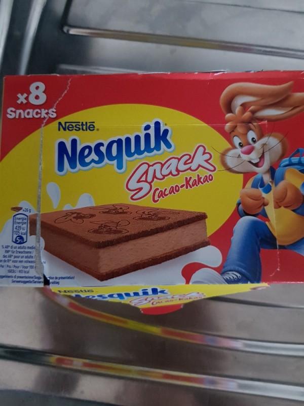 Nesquik Snack, Cacao-Kakao von marina5376   Hochgeladen von: marina5376