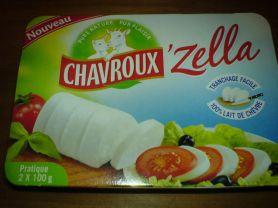 Chavrouxzella, Ziegenmilch-Frischkäse | Hochgeladen von: salsatime
