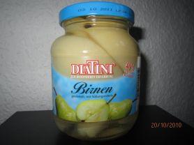 Diätini Birnen geviertelt | Hochgeladen von: Fritzmeister