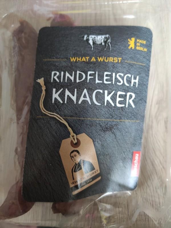 Rindfleisch Knacker von nickybut   Hochgeladen von: nickybut