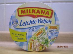 Milkana Leichte Vielfalt 9 % Fett   Hochgeladen von: Fritzmeister