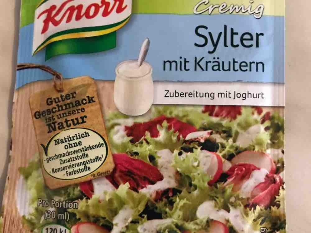Salat Krönung cremig, Sylter mit Kräutern von Elocin2015 | Hochgeladen von: Elocin2015