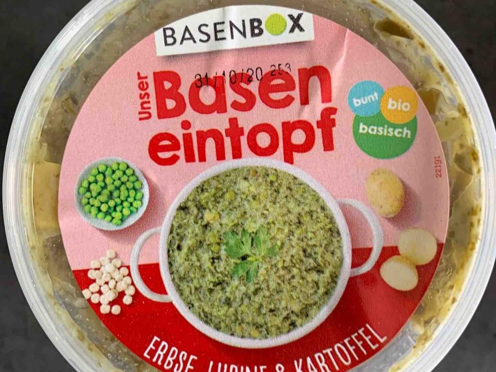 Baseneintopf, Errbse, Lupine & Kartoffel von AnnWa   Hochgeladen von: AnnWa