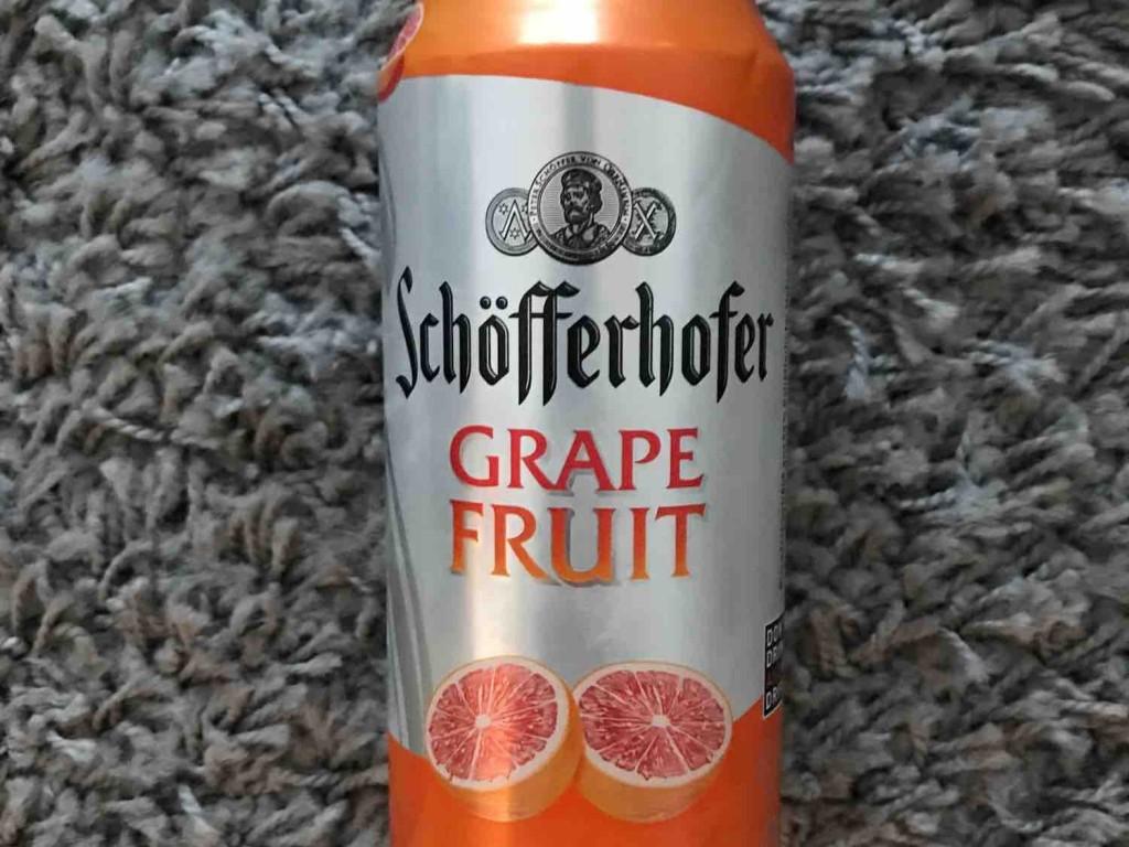 Schöfferhofer Grapefruit, Weizenbier mit Grapefruit von Altenso | Hochgeladen von: Altenso