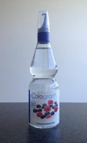 Cologran, Flüssigsüßstoff   Hochgeladen von: xmellixx