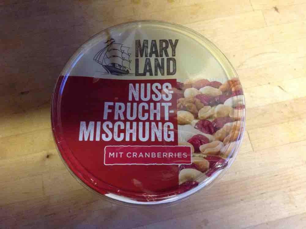 Nuss-Frucht-Mischung mit Cranberries von kiwi1976 | Hochgeladen von: kiwi1976