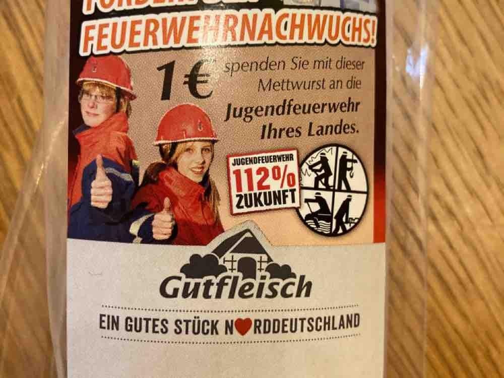 Feuerwehr-Mettwurst von marcpetraschke697 | Hochgeladen von: marcpetraschke697