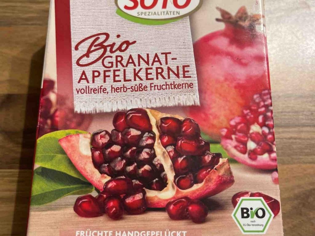 Bio Granat-Apfelkerne von fmnix   Hochgeladen von: fmnix