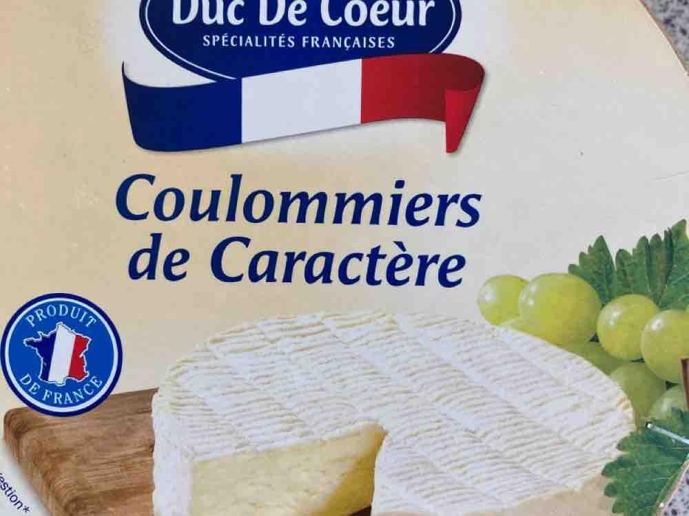 Weichkäse Coulommiers de Carac von akr771   Hochgeladen von: akr771