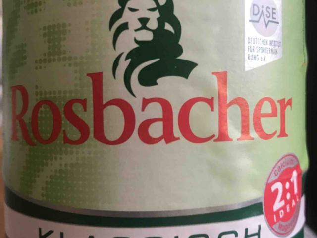 Rosbacher Klassisch 2:1 von UdoGlaser | Hochgeladen von: UdoGlaser