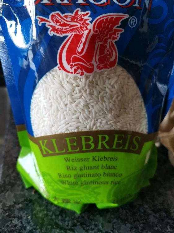Klebereis/Klebreis (Thai Glutinous Rice) von sawadee65   Hochgeladen von: sawadee65