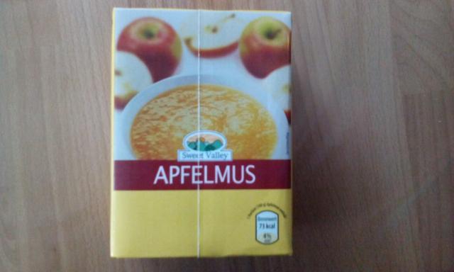 Sweet Valley Apfelmus (Aldi) | Hochgeladen von: böigg511