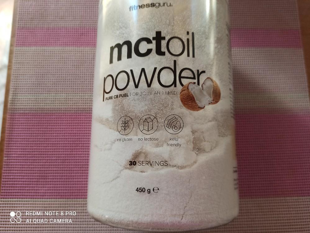 MCT Oil Powder von mikomos   Hochgeladen von: mikomos