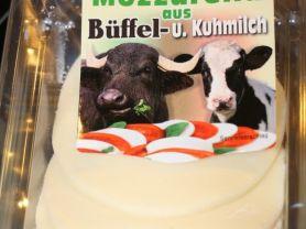 Mozzarella aus Büffel- und Kuhmilch   Hochgeladen von: eva0573eh445