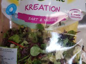 Kreation Salatmix Zart und Nussig   Hochgeladen von: crishaj