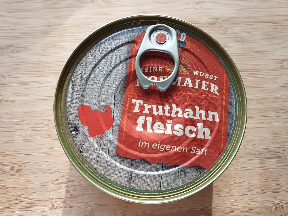 Truthahnfleisch, in eigenem Saft von FloBuddy | Hochgeladen von: FloBuddy