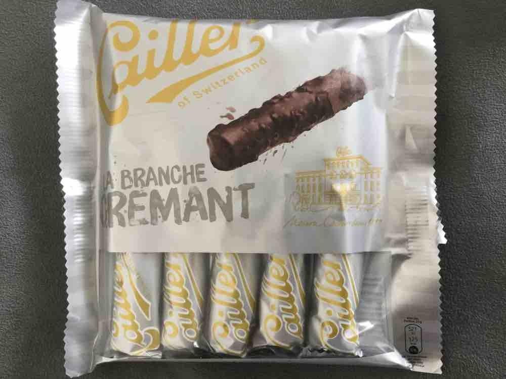 La Branche Cremant, Schokolade von galiante   Hochgeladen von: galiante
