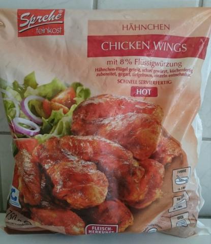 Hähnchen Chicken Wings Hot | Hochgeladen von: chilipepper73