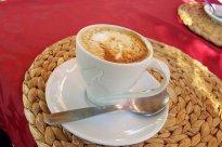 Große Tasse Kaffee, mit 3,5 Milch | Hochgeladen von: desPrinzenrolle