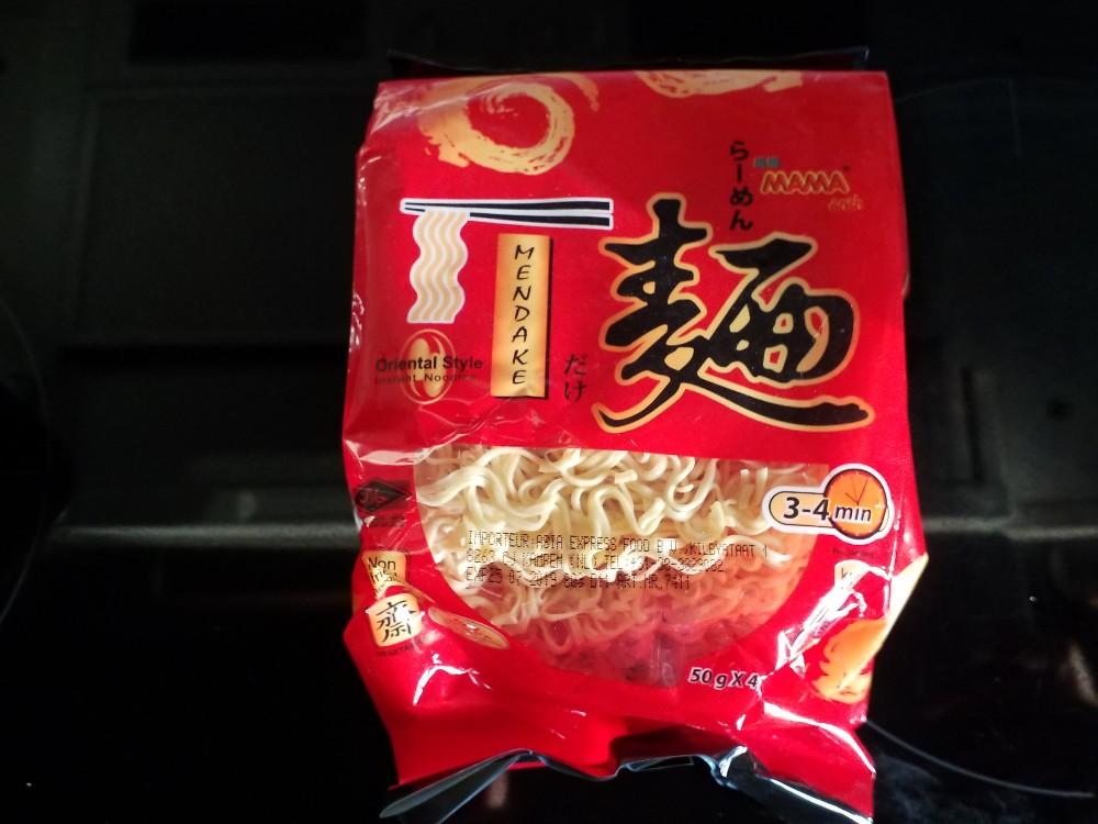 Mendake Oriental Style Instant Noodles von Quilia | Hochgeladen von: Quilia