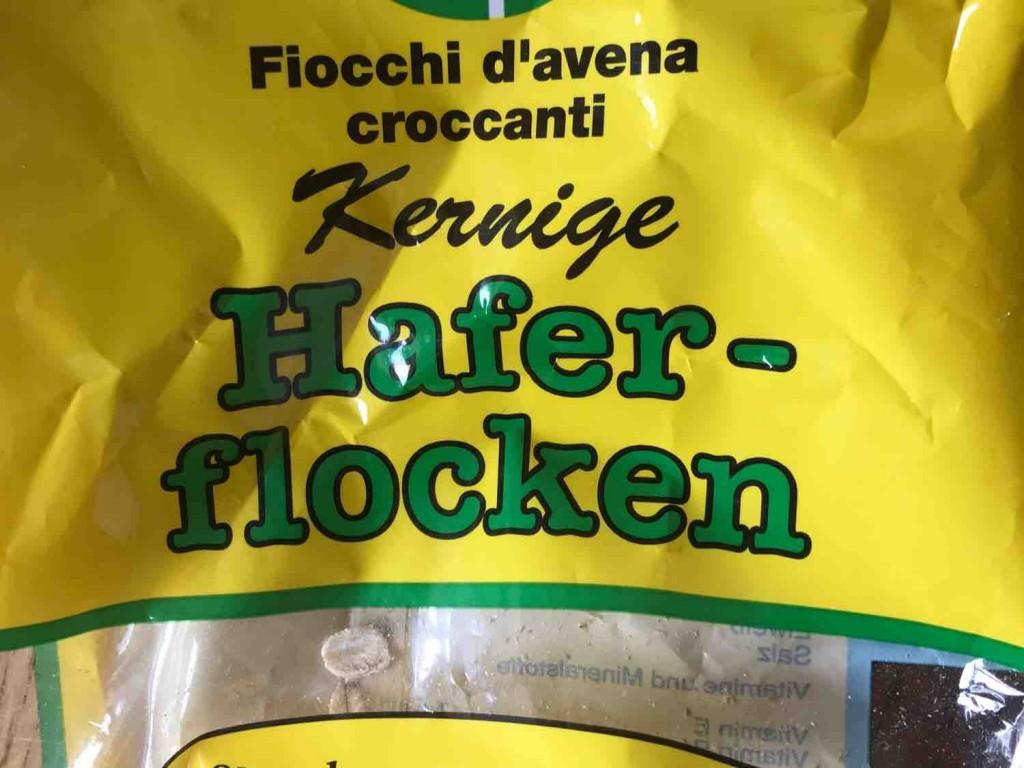 Haferflocken, kernig volles Korn von jackywuethrich388 | Hochgeladen von: jackywuethrich388
