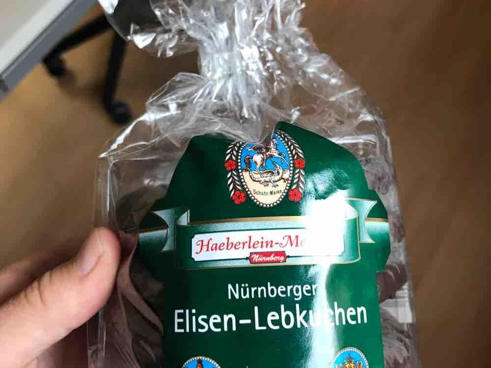 Elisen-Lebkuchen , Nürnberger von atreyu88 | Hochgeladen von: atreyu88