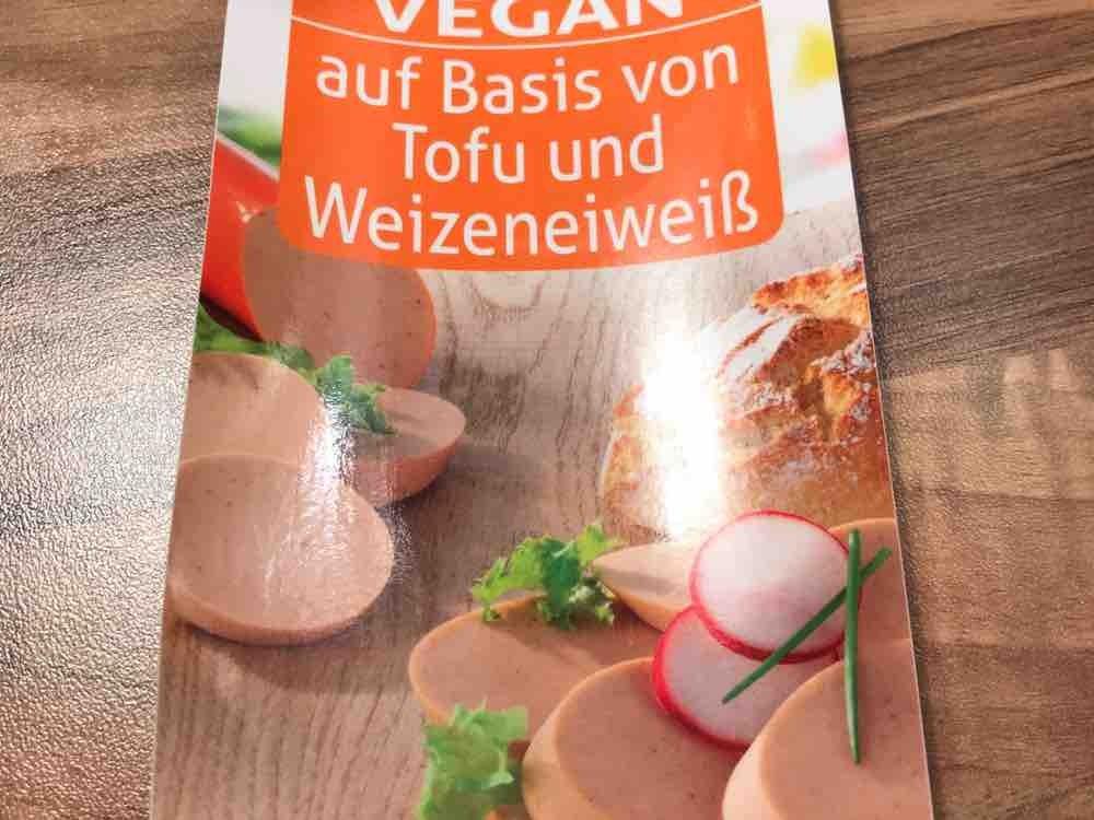 Heirler - wie Fleischwurst, VEGAN von sbrungs567 | Hochgeladen von: sbrungs567