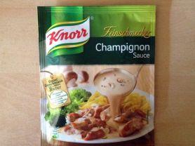 Feinschmecker Champignon Sauce   Hochgeladen von: xmellixx