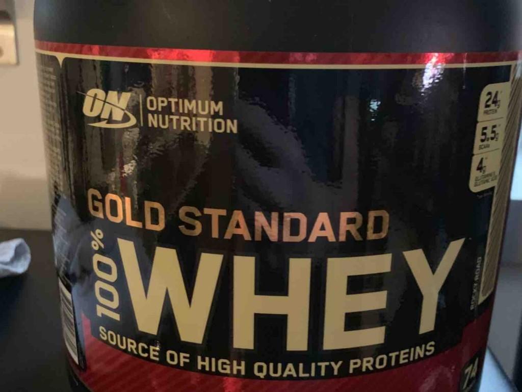 Gold Standard 100% Whey, Rocky Road von holdi91 | Hochgeladen von: holdi91