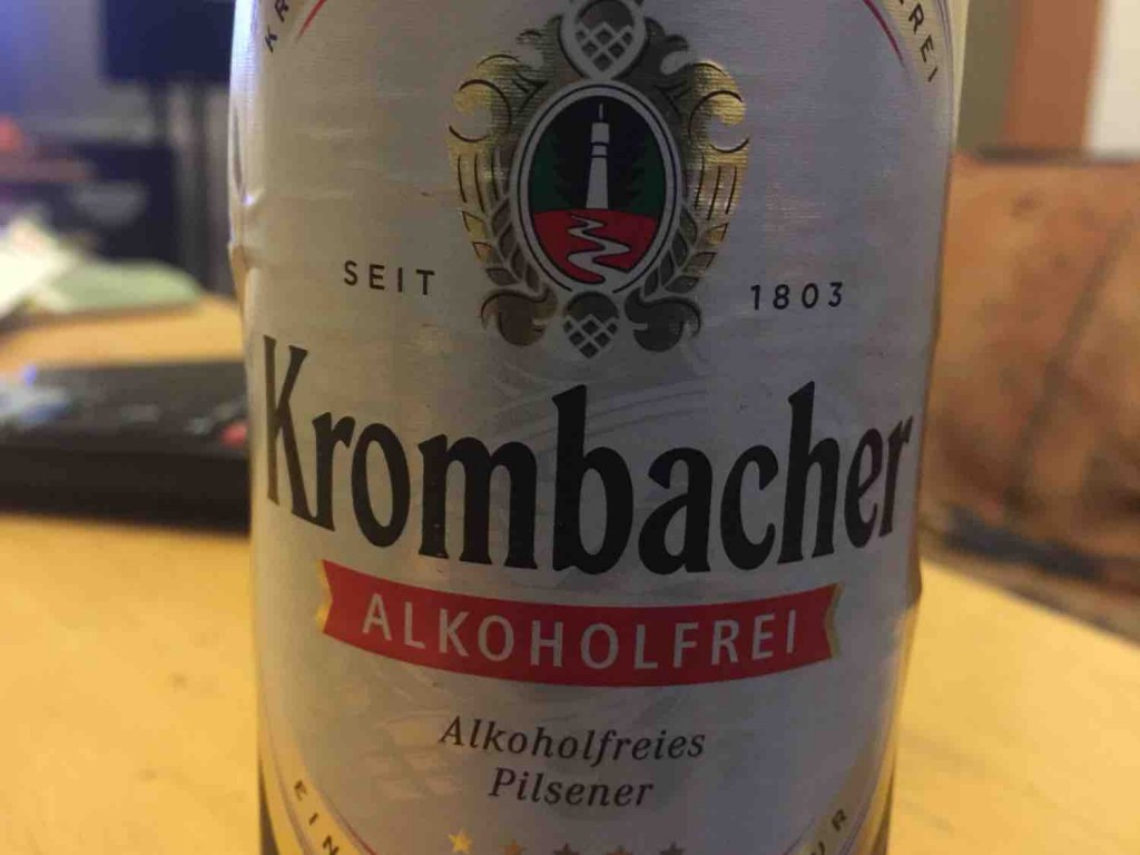 Krombacher alkoholfrei von Markus.so   Hochgeladen von: Markus.so