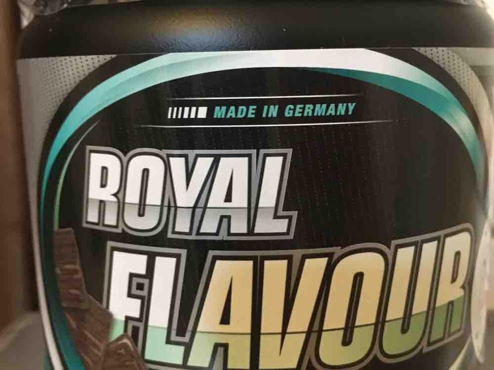 S.U. Royal Flavour, After Dinner von Technikaa | Hochgeladen von: Technikaa