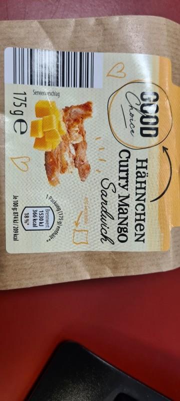 Hänchen Mango Curry Sandwich von John83 | Hochgeladen von: John83