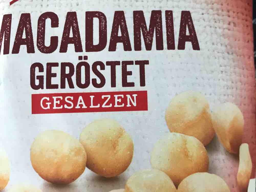 macadamia (hofer), geröstet  von Mchen123 | Hochgeladen von: Mchen123