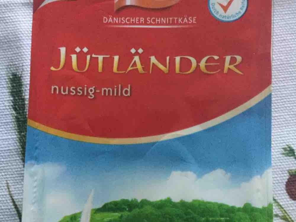 Dänischer Schnittkäse  Jütländer, nussig-mild von Walpurgis58 | Hochgeladen von: Walpurgis58