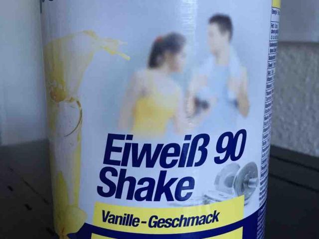 Sportness Eiweiß 90 Shake, Vanille von SayHello2TheAngels | Hochgeladen von: SayHello2TheAngels