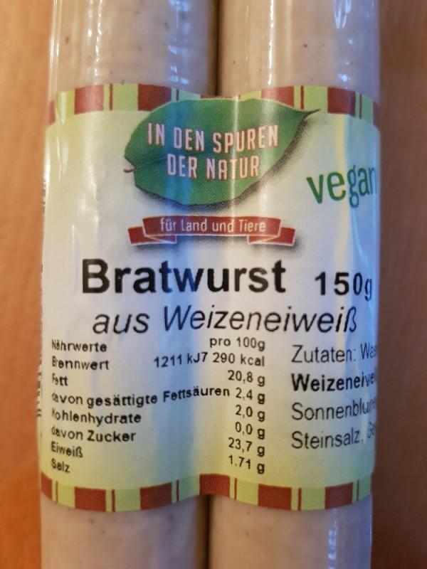 Bratwurst Vegan von Daniel Prinz   Hochgeladen von: Daniel Prinz
