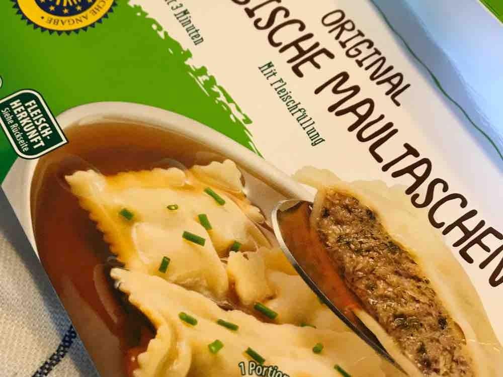 Schwäbische Maultaschen, mit Fleischfüllung von choice82   Hochgeladen von: choice82