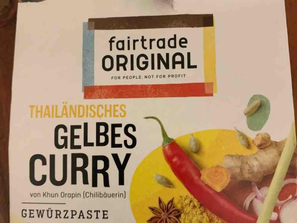 Gelbes Curry von brepark | Hochgeladen von: brepark