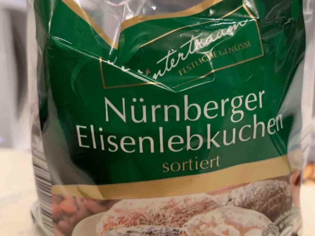 Wintertraum Nürnberger Elisenlebkuchen sortiert von 323PBA | Hochgeladen von: 323PBA